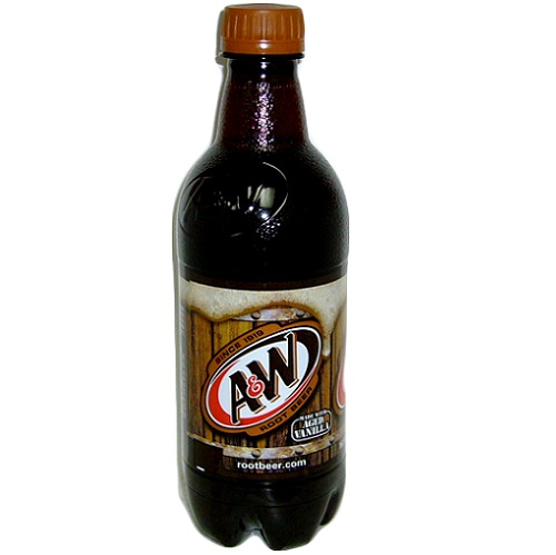 A W Glass Bottled Root Beer Canada
